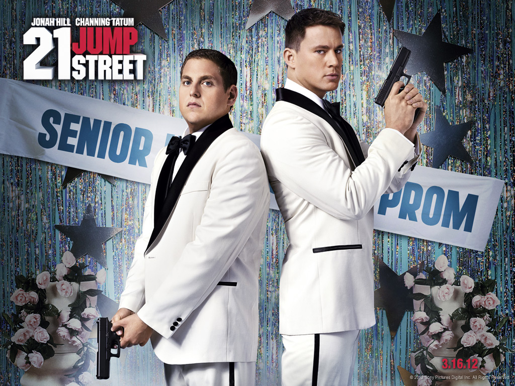 Review – 21 Jump Street (15) [2012]