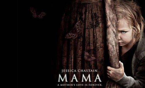 Mama - title banner