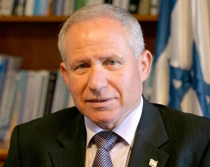 Avi Dichter, the most recent head of Shin Bet to be interviewed.