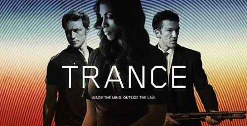 Trance - title banner