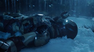 Stark in a broken Iron Man suit and in the winter wilderness of Tennessee. How will he ever get back if he is to save the country he has sworn to protect?