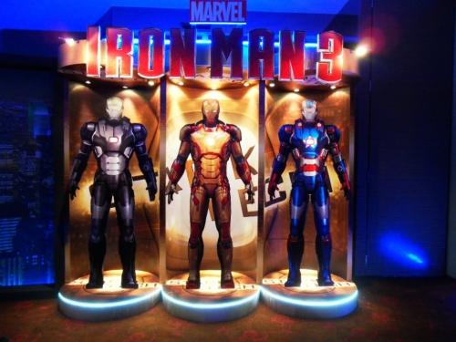 Iron Man 3 - title banner