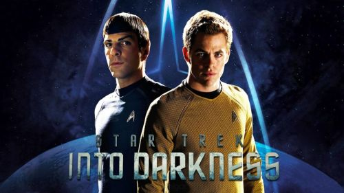 Star Trek 2 - title banner