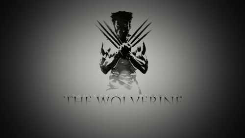 The Wolverine - title banner