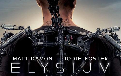 Elysium - title banner
