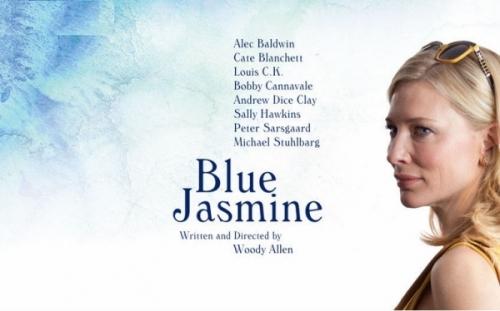 Blue Jasmine - title banner