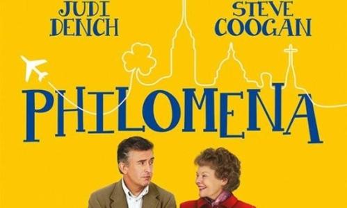 Philomena - title banner