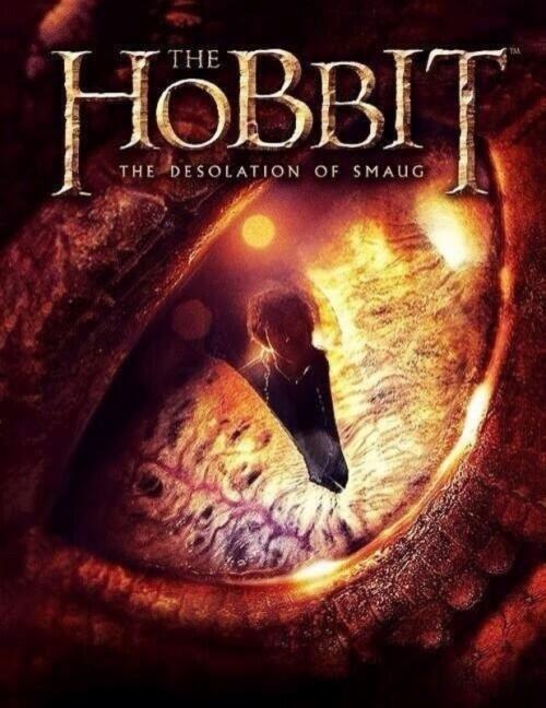 The Hobbit II - title banner