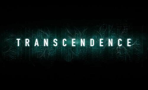 Transcendence - title banner