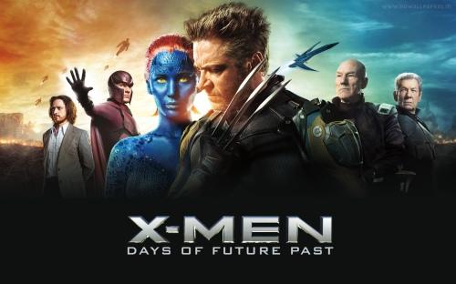 X-Men 2 - title banner