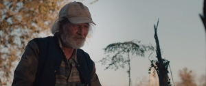 Wade (Gary Poulter), Gary's alcoholic father, looking like the homeless man he was in real life (until it was sadly cut short a few months after filming ended).