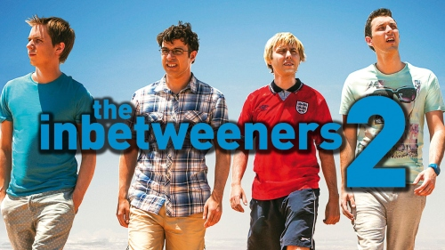 The Inbetweeners 2 - title banner2