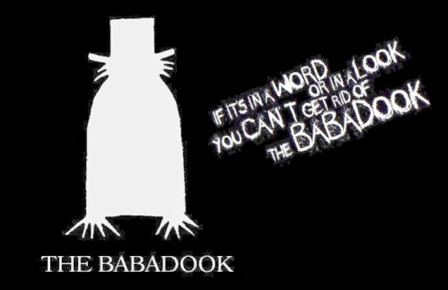 Babadook - title banner