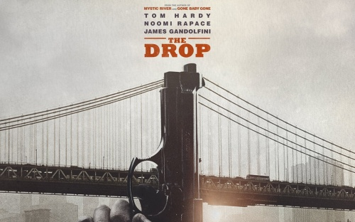 The Drop - title banner