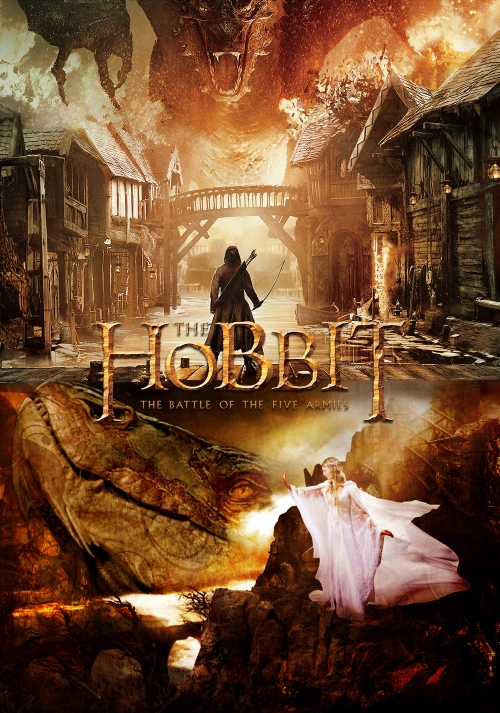 The Hobbit III - title banner