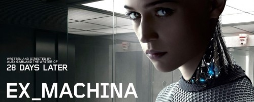 Ex Machina - title banner