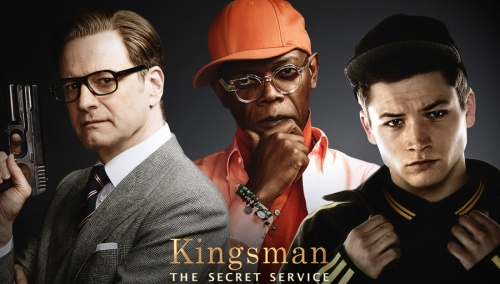 Kingsman - title banner2