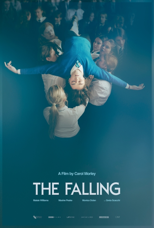 The Falling - title banner