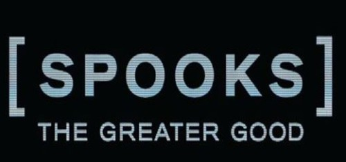 Spooks - title banner