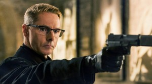 Solomon Lane (Sean Harris), the ice-cold, sociopathic villain at the head of the Syndicate.
