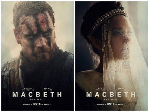 Macbeth - title banner