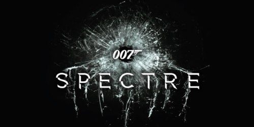 Spectre - title banner