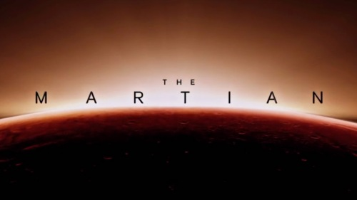 The Martian - title banner3