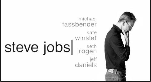 Steve Jobs - title banner