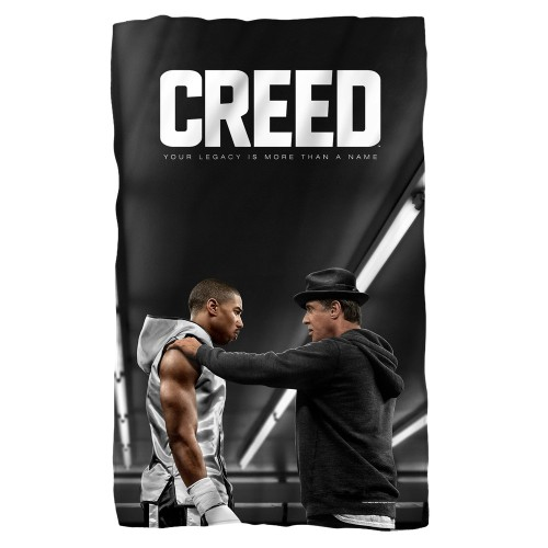 Creed - Title banner