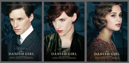 The Danish Girl - title banner
