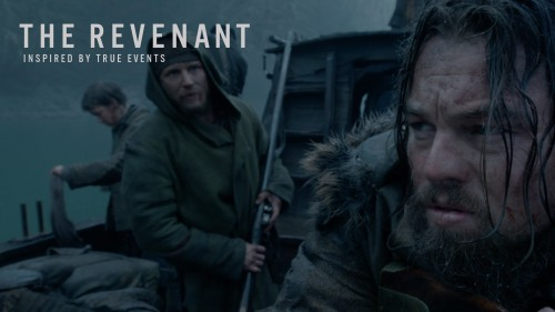 The Revenant - title banner