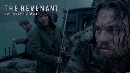 The Revenant - title banner