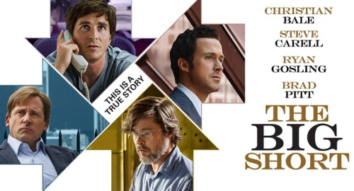 The Big Short - title banner