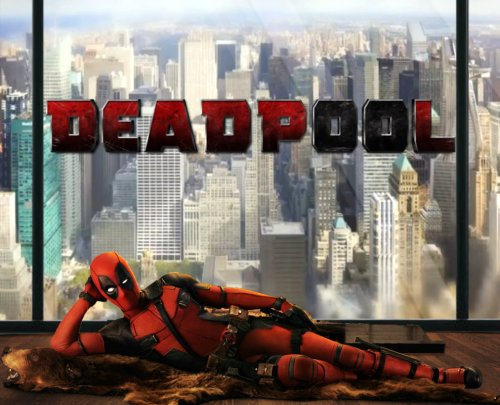 Deadpool - title banner