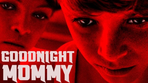 Goodnight Mommy - title banner
