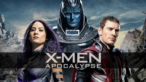 X-Men 3 - Title banner