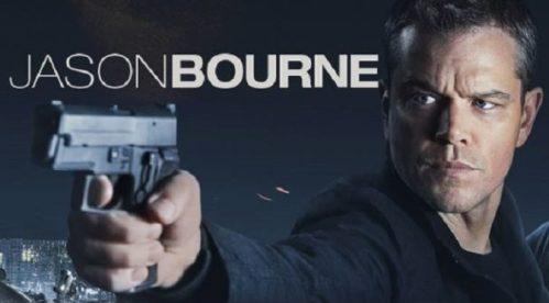 Jason Bourne - title banner