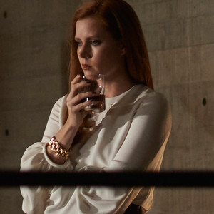 Susan (Amy Adams), alone in her mansion, drinking whiskey. She has such sad eyes that are full of the deepest of emotions.